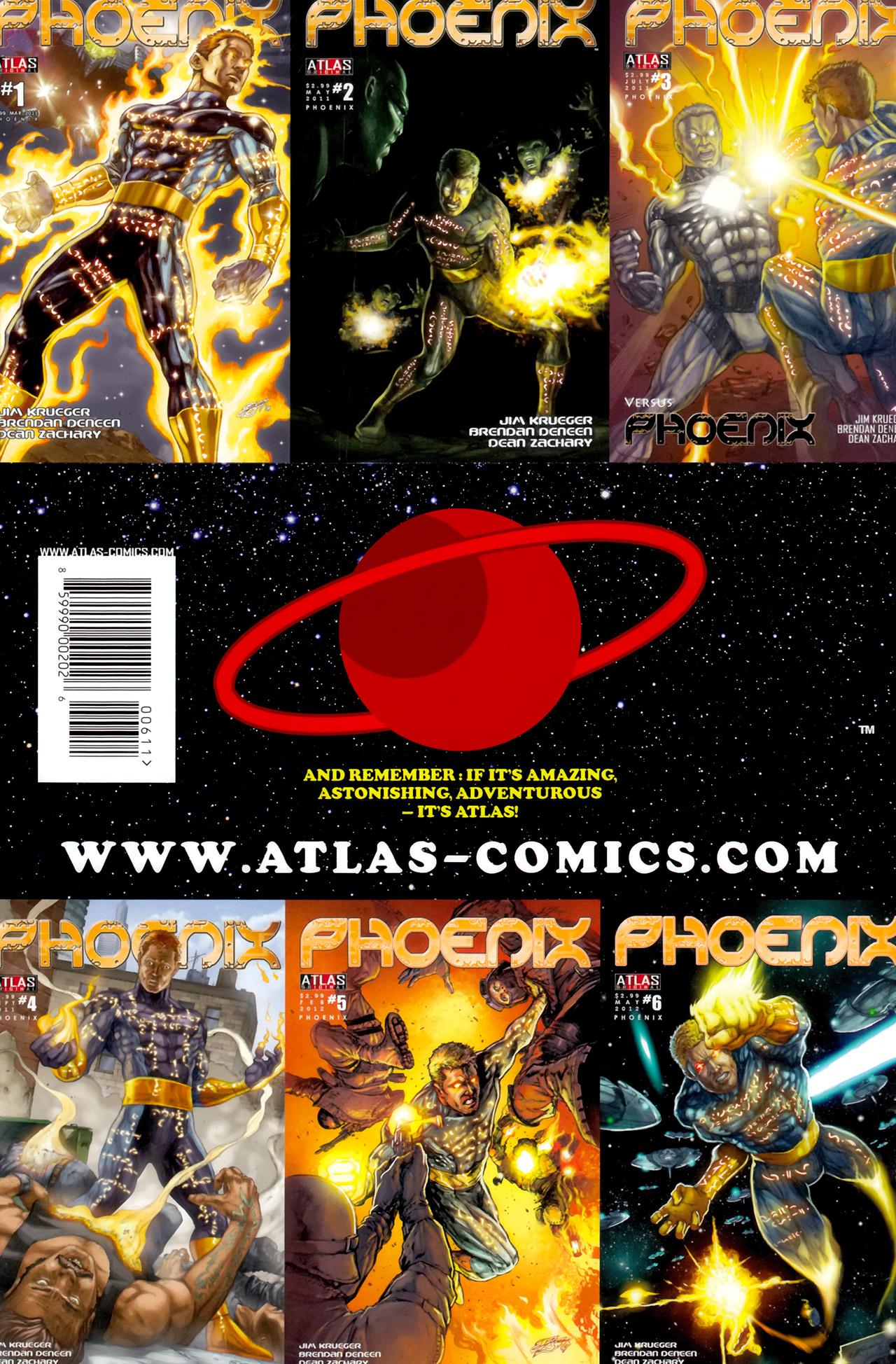 Read online Phoenix comic -  Issue #6 - 24