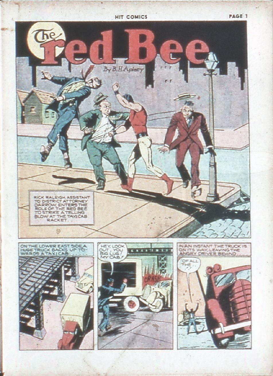 Read online Hit Comics comic -  Issue #7 - 3