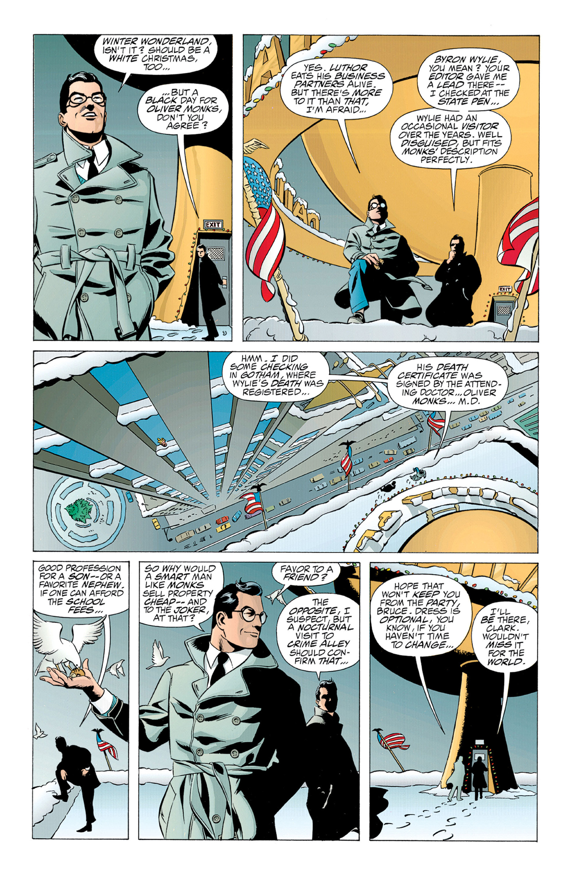 Read online World's Finest (1990) comic -  Issue #2 - 33