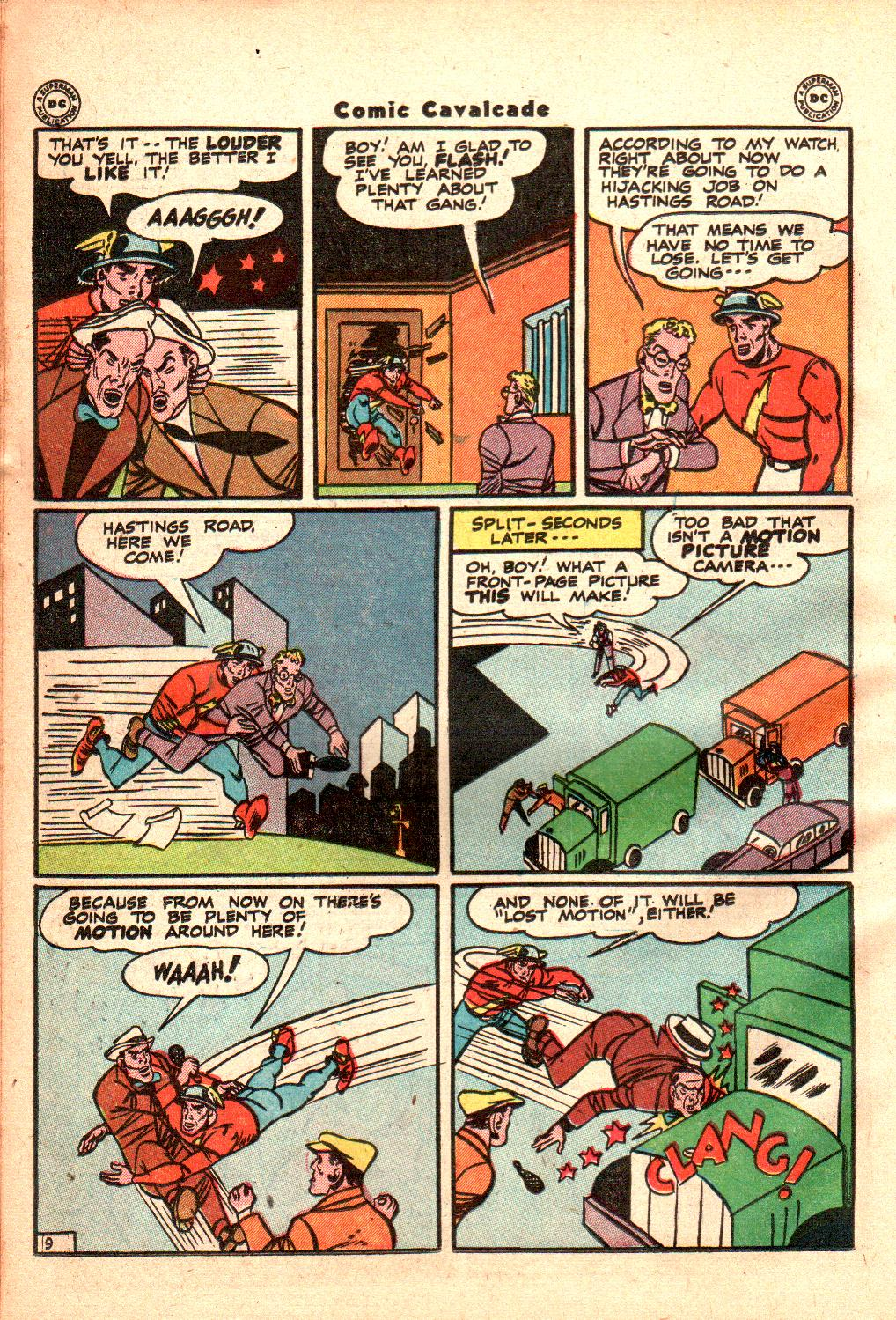 Comic Cavalcade issue 21 - Page 38