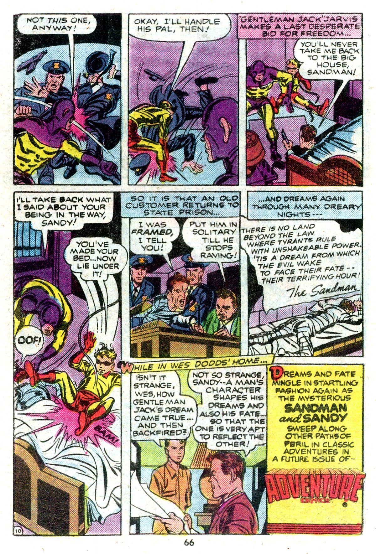 Read online Adventure Comics (1938) comic -  Issue #492 - 65