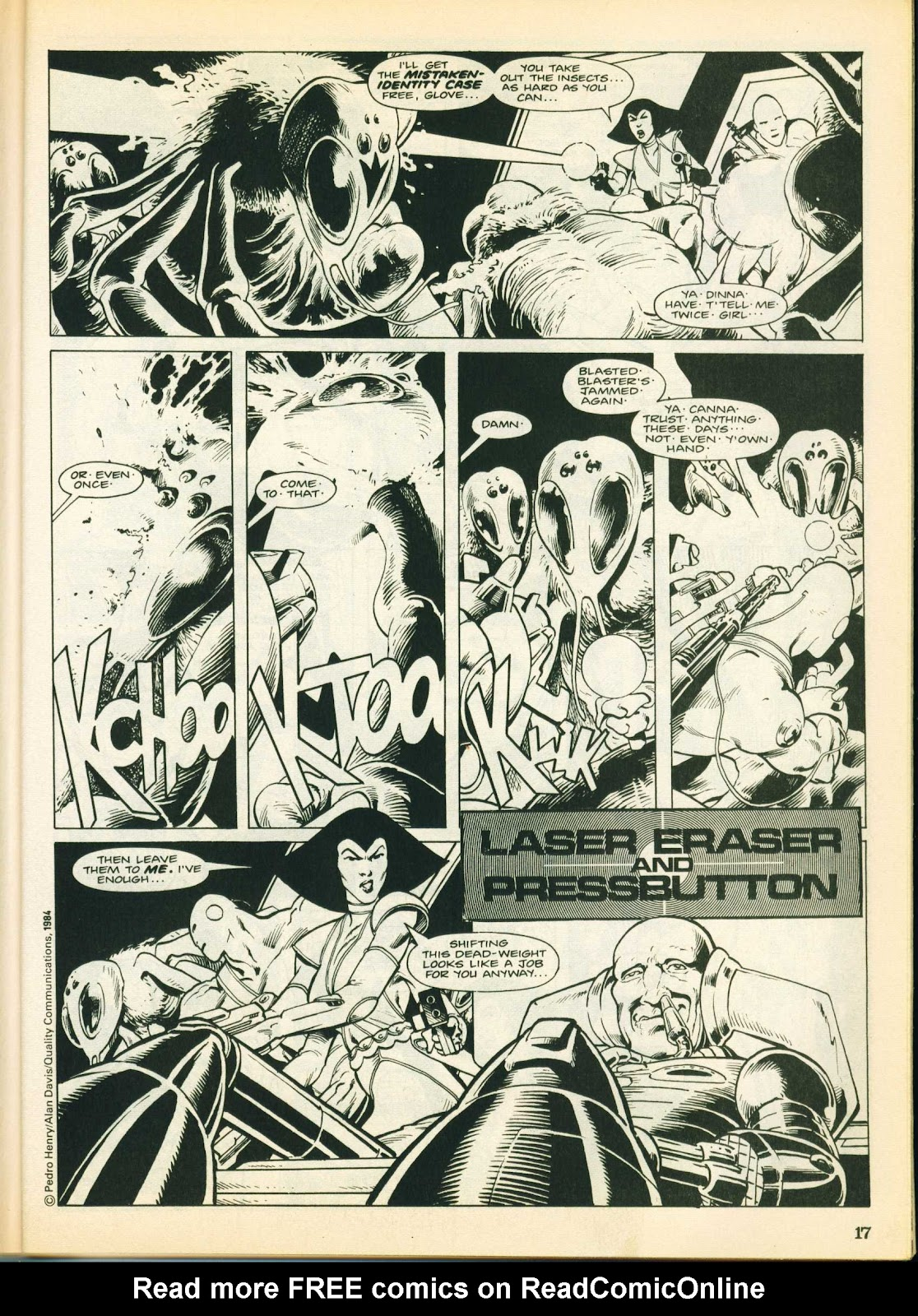 Warrior Issue #25 #26 - English 17