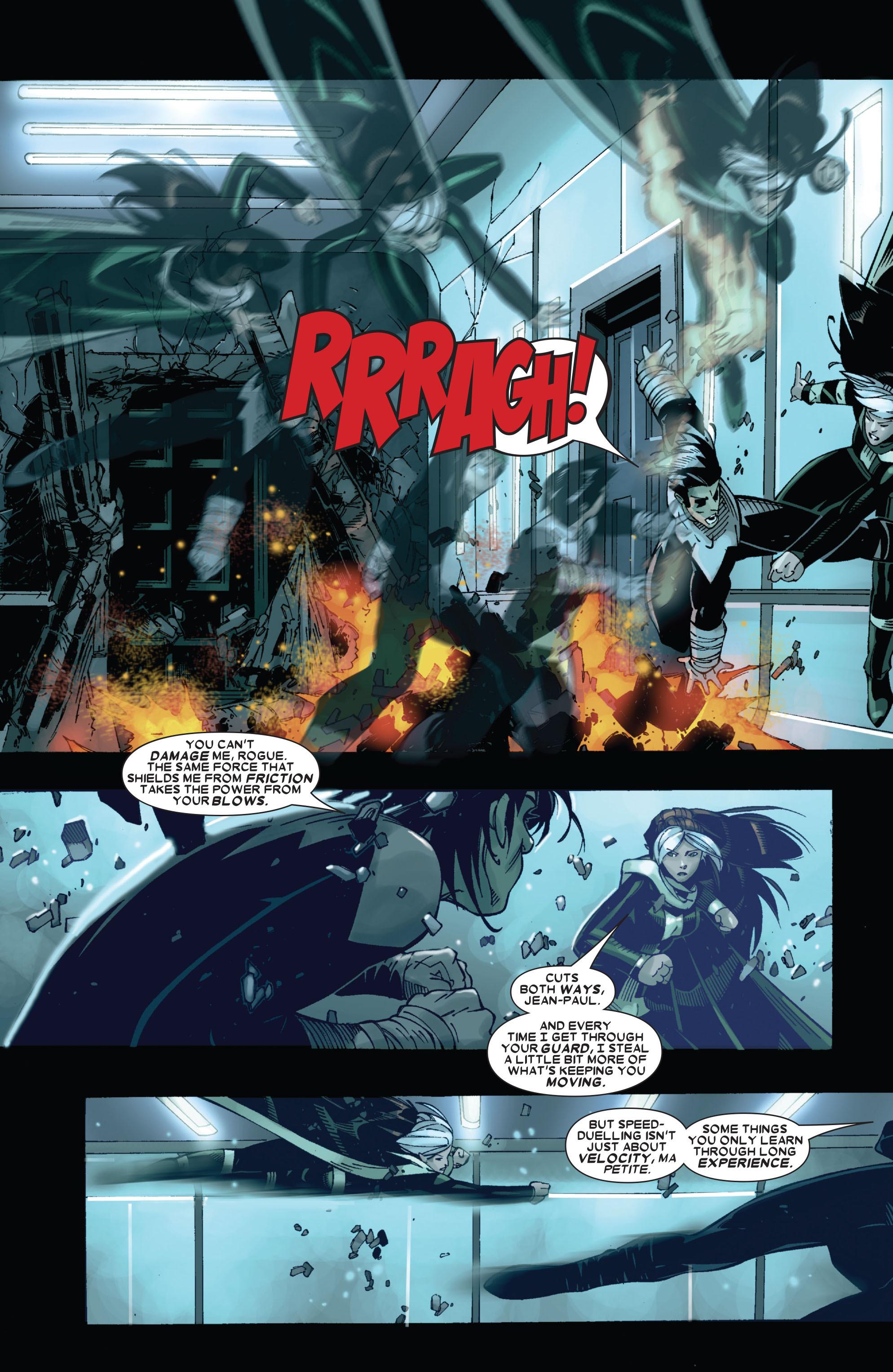X-Men (1991) 190 Page 10