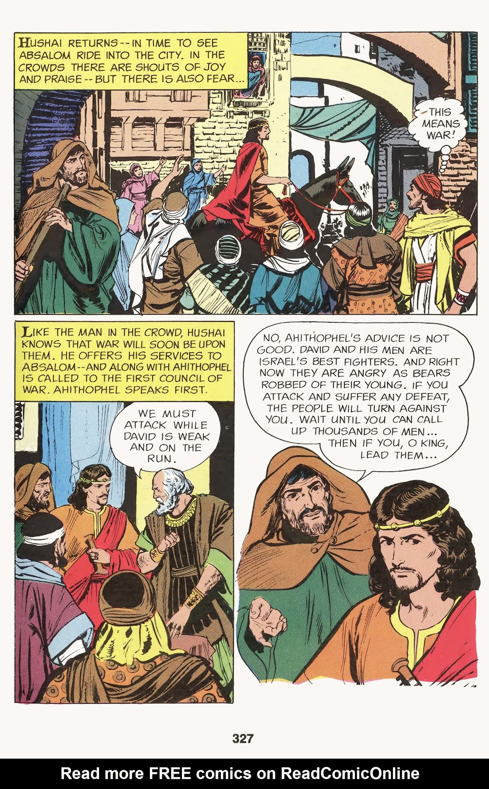 The Picture Bible issue TPB (Part 4) - Page 30