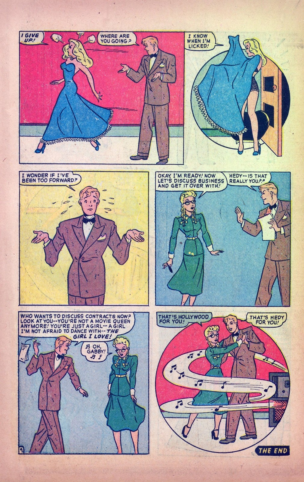 Read online Joker Comics comic -  Issue #38 - 18