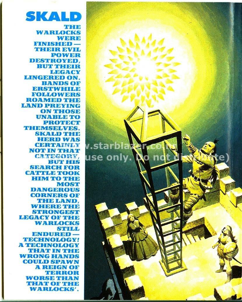 Starblazer issue 267 - Page 36