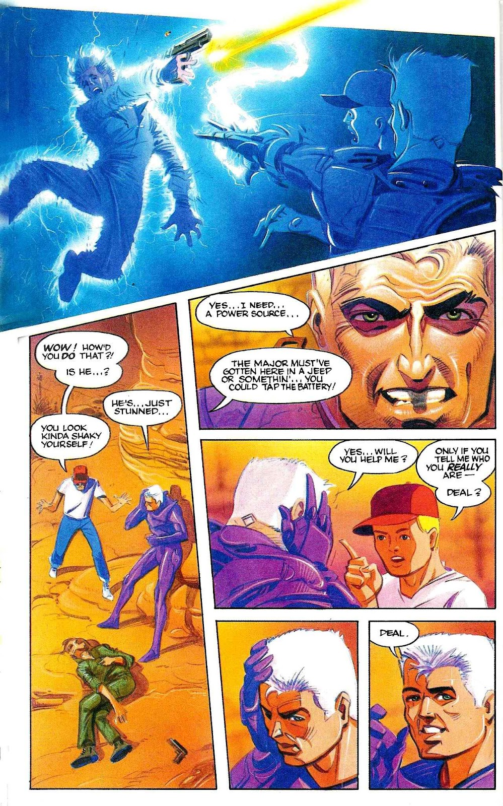 Tempus Fugitive issue 1 - Page 15