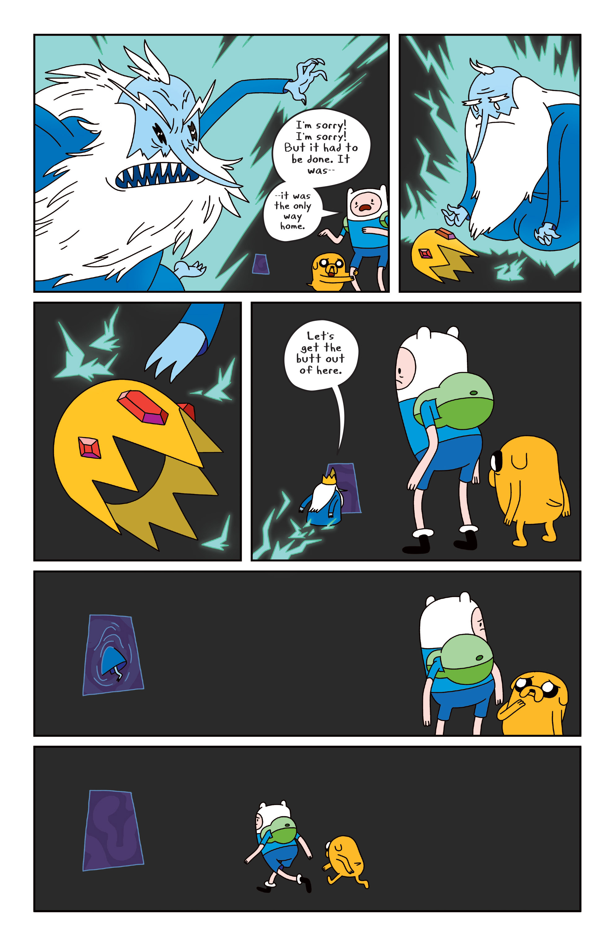 Read online Adventure Time comic -  Issue #Adventure Time _TPB 4 - 91
