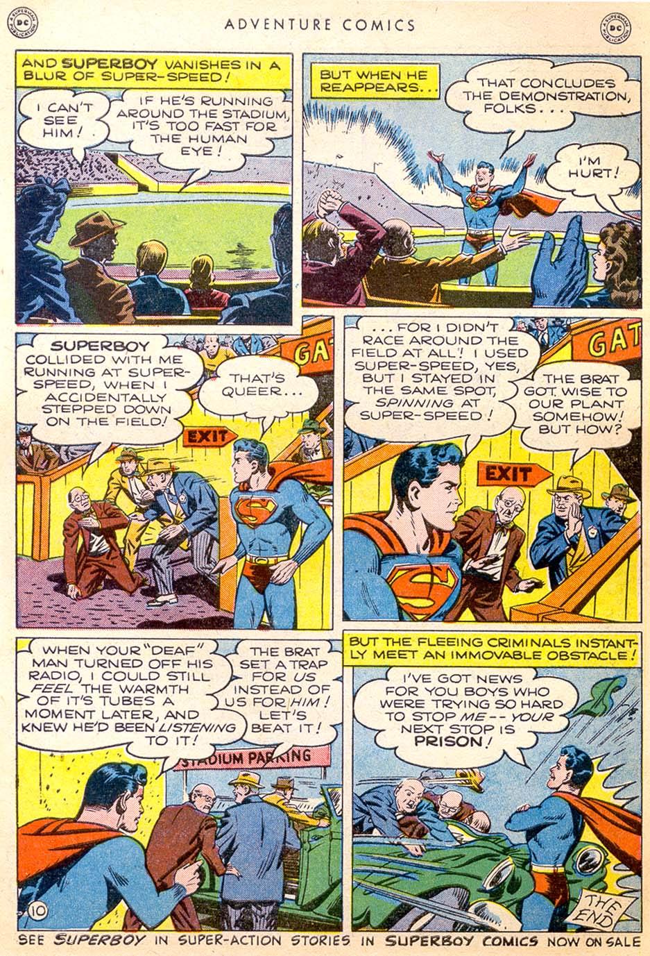 Read online Adventure Comics (1938) comic -  Issue #144 - 11