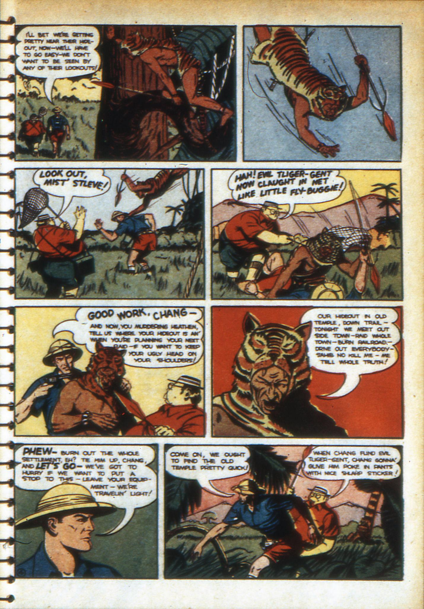 Read online Adventure Comics (1938) comic -  Issue #49 - 47