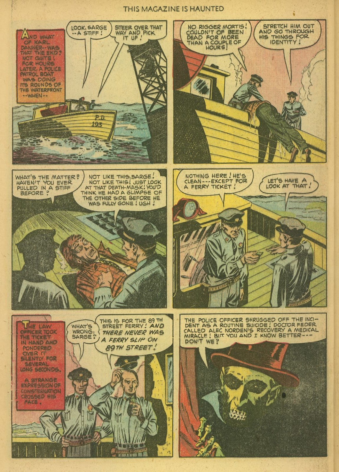 Read online This Magazine Is Haunted comic -  Issue #1 - 24