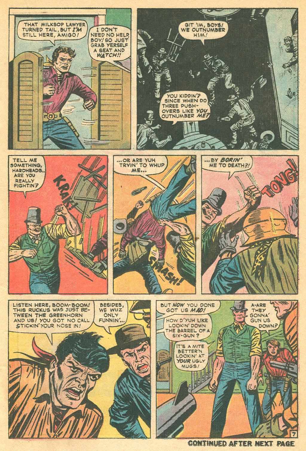 Read online Two-Gun Kid comic -  Issue #115 - 13