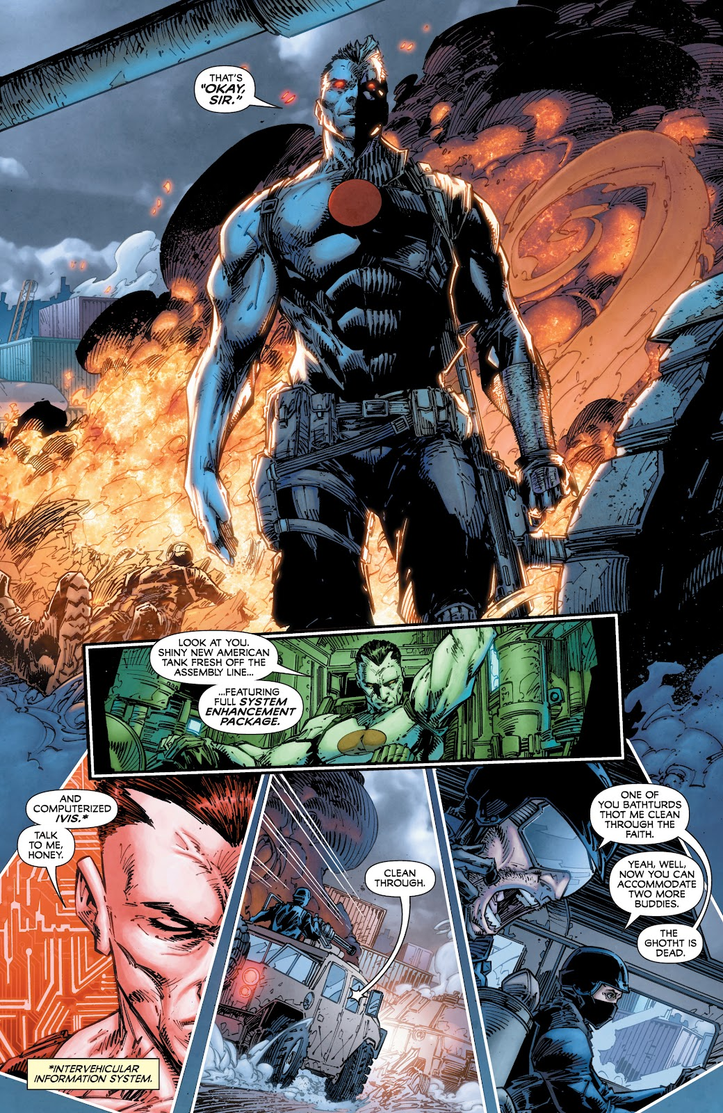 Read online Bloodshot (2019) comic -  Issue #1 - 13