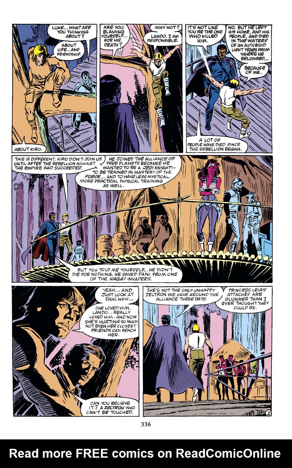 Read online Star Wars Omnibus comic -  Issue # Vol. 21.5 - 64