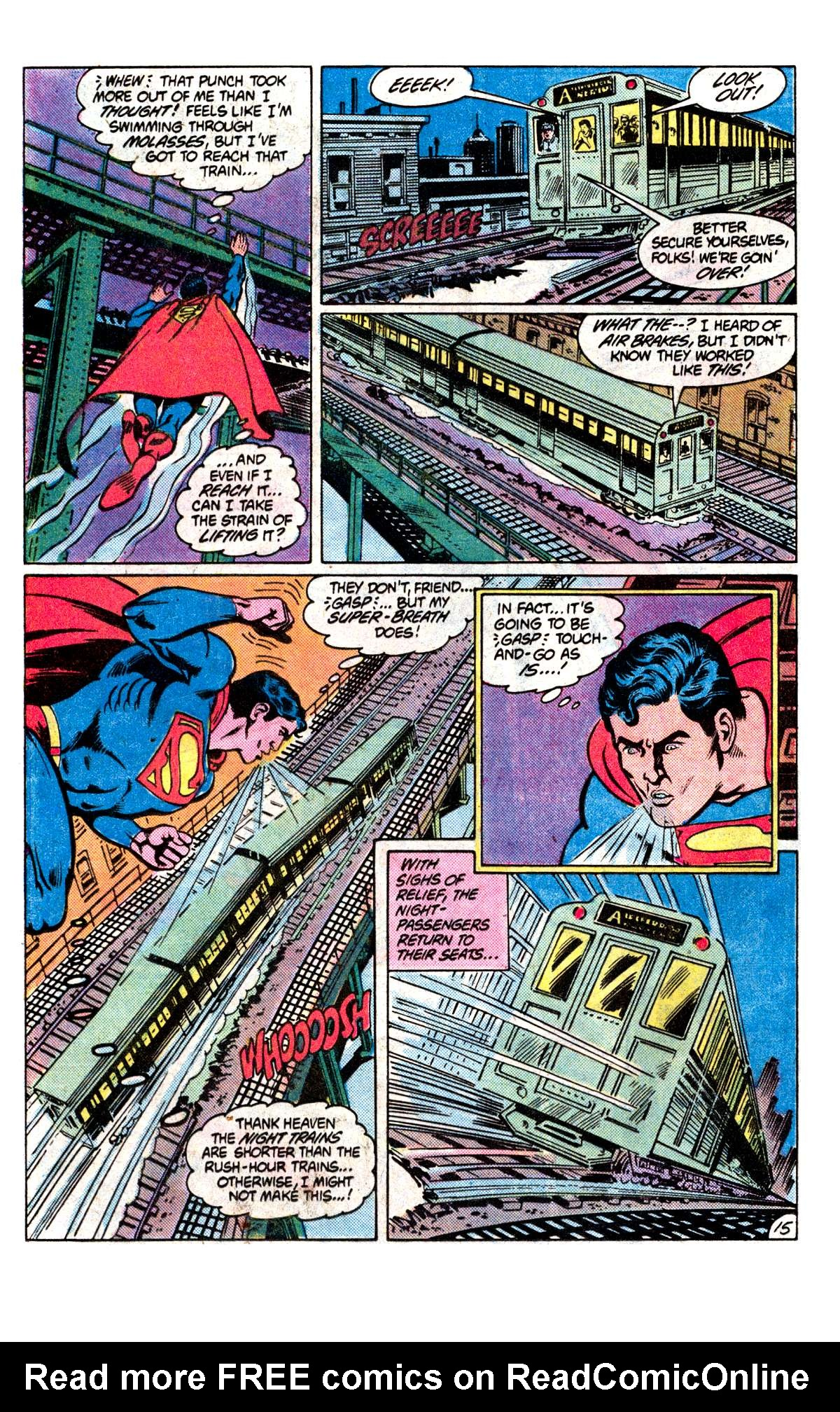 Read online Action Comics (1938) comic -  Issue #537 - 16