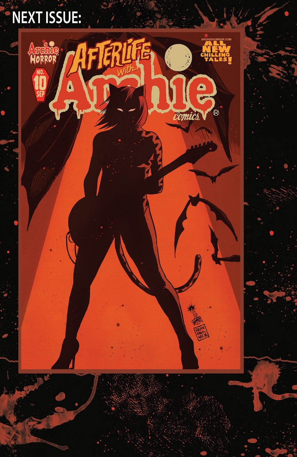 Afterlife with Archie issue 9 - Page 34
