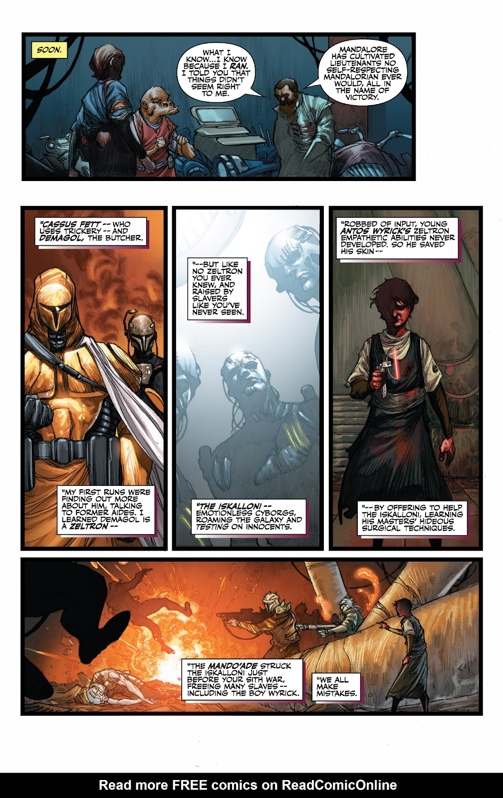 Read online Star Wars Legends: The Old Republic - Epic Collection comic -  Issue # TPB 3 (Part 3) - 40
