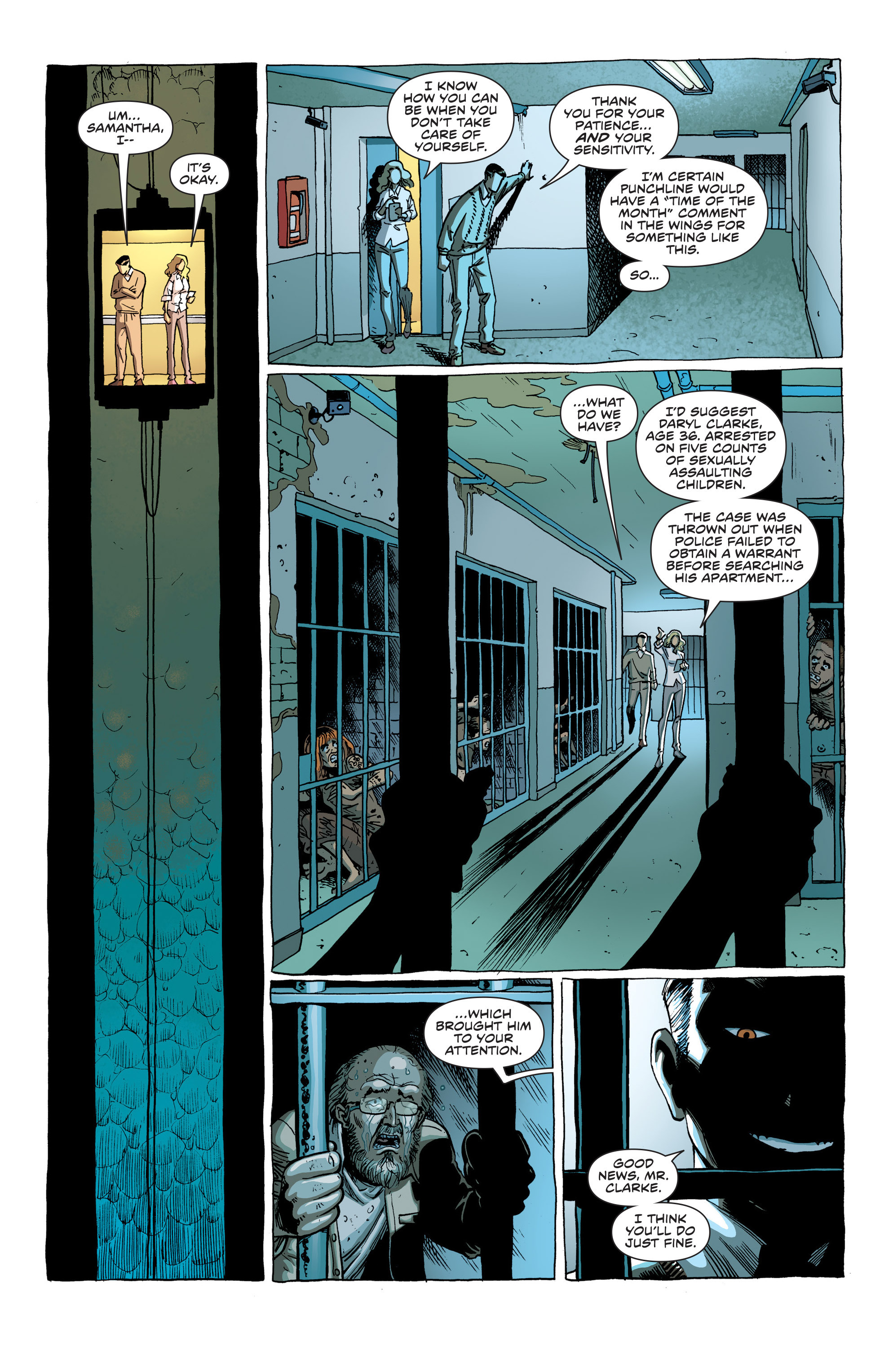 Read online Secret Identities comic -  Issue # _TPB - 19