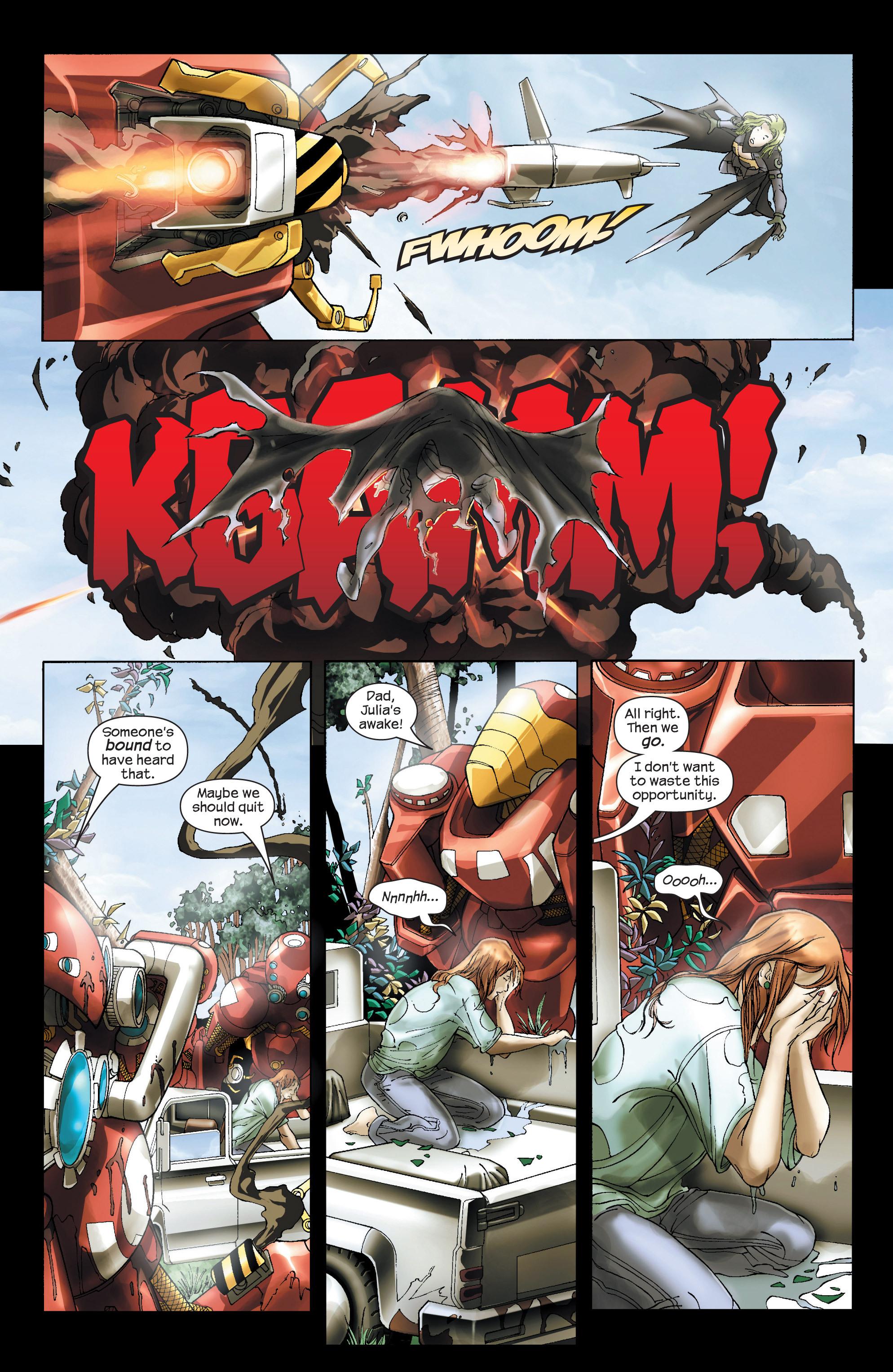 Read online Uncanny X-Men (1963) comic -  Issue #440 - 20