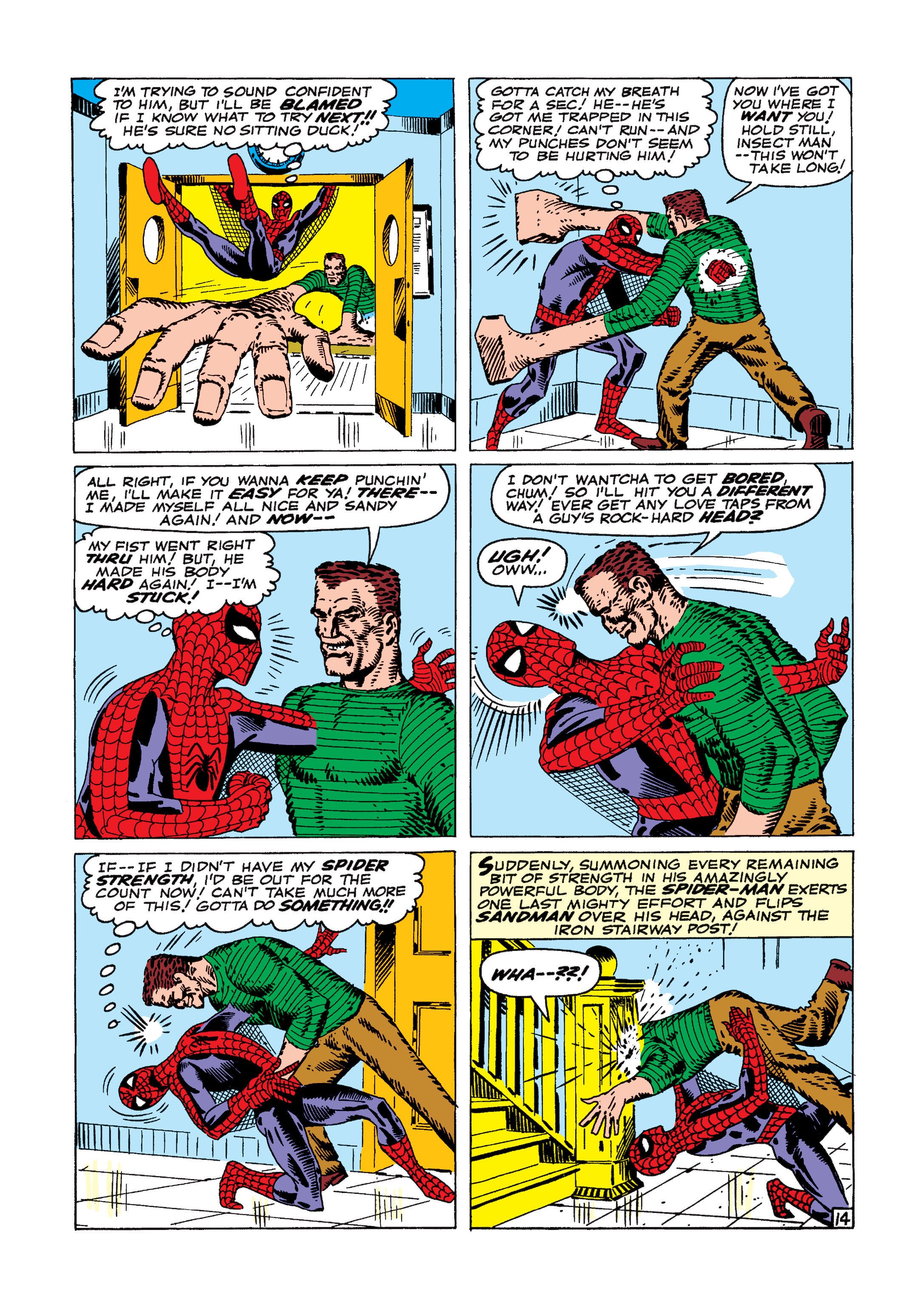 The Amazing Spider-Man (1963) 4 Page 14