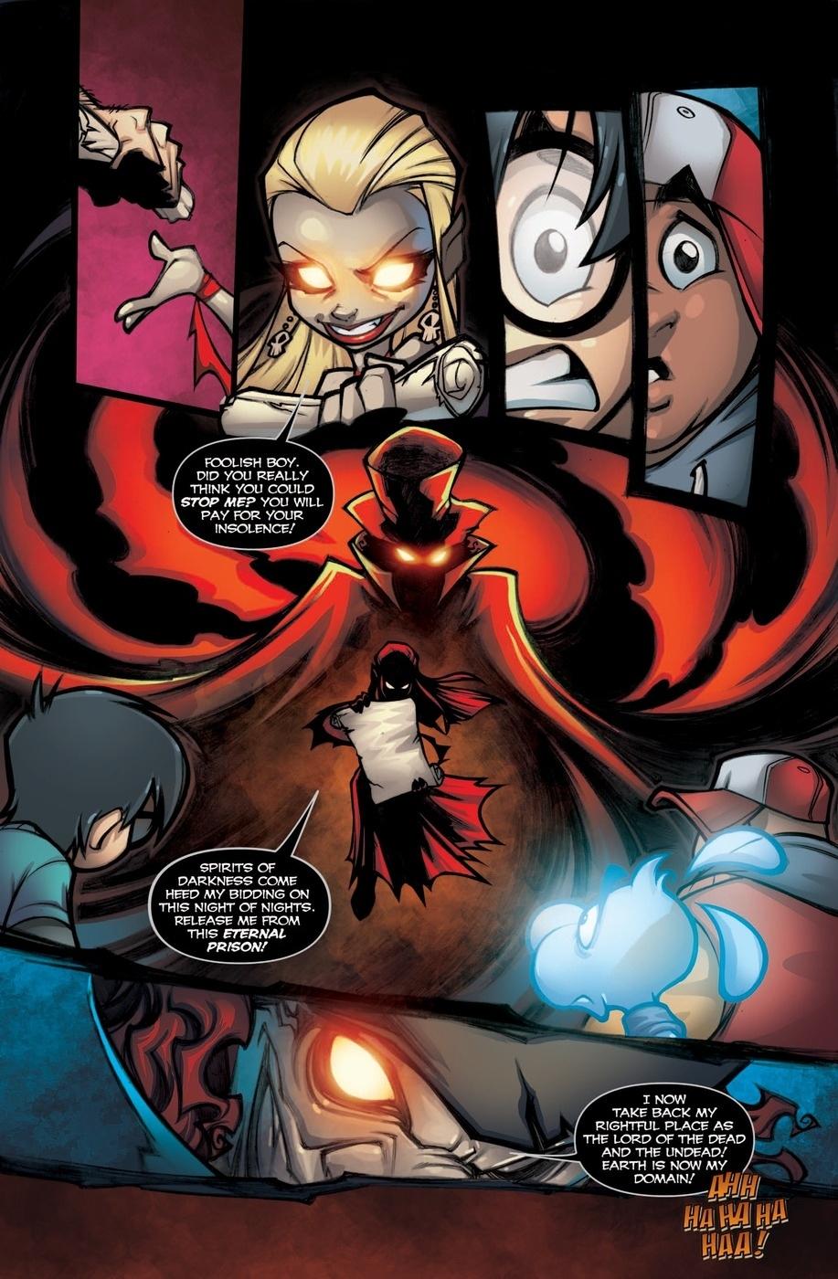 Read online Ralph Filmore comic -  Issue # Full - 42
