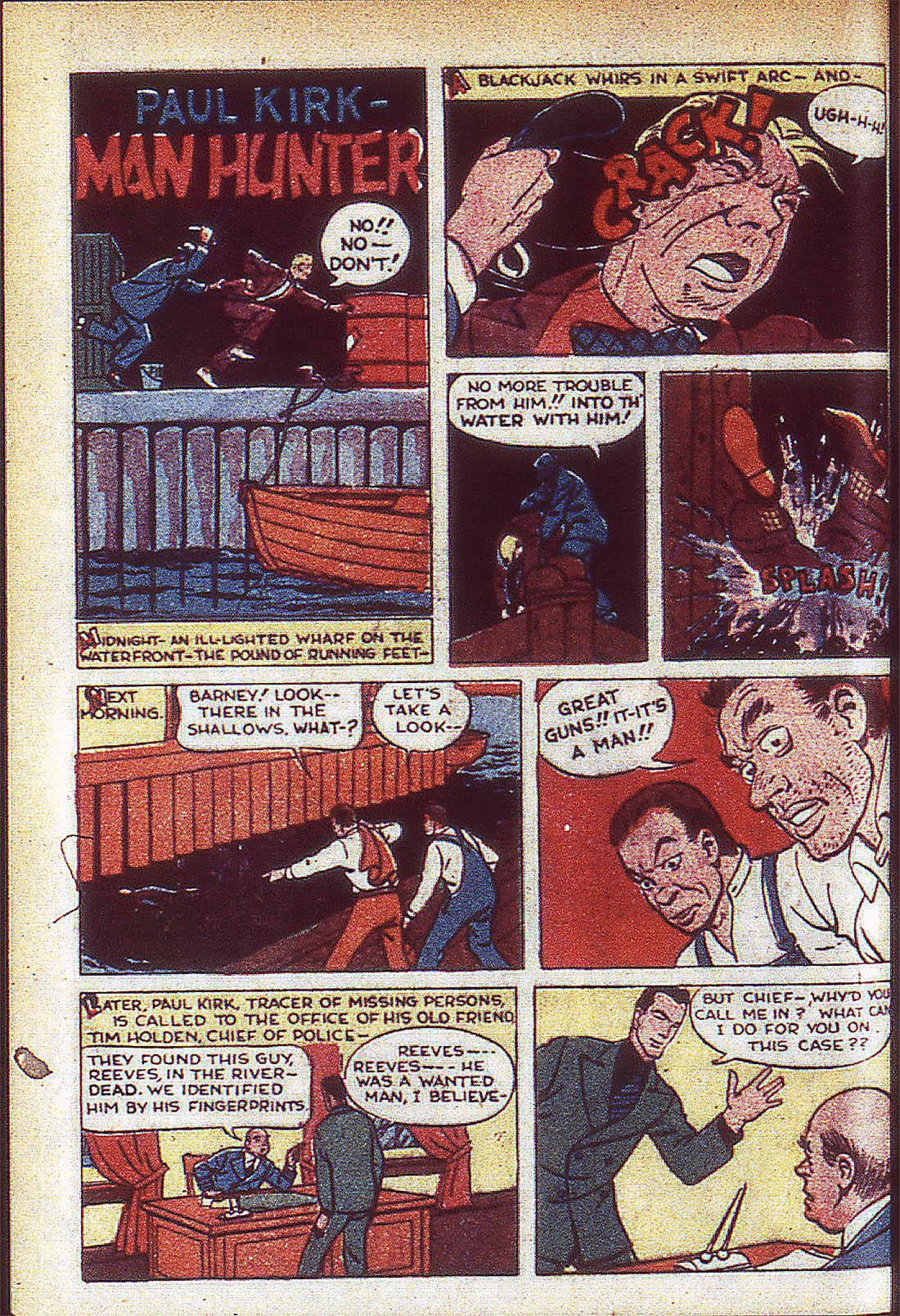 Read online Adventure Comics (1938) comic -  Issue #59 - 41