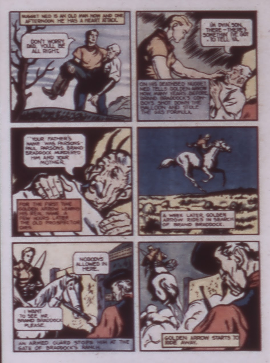 Read online WHIZ Comics comic -  Issue #1 - 30