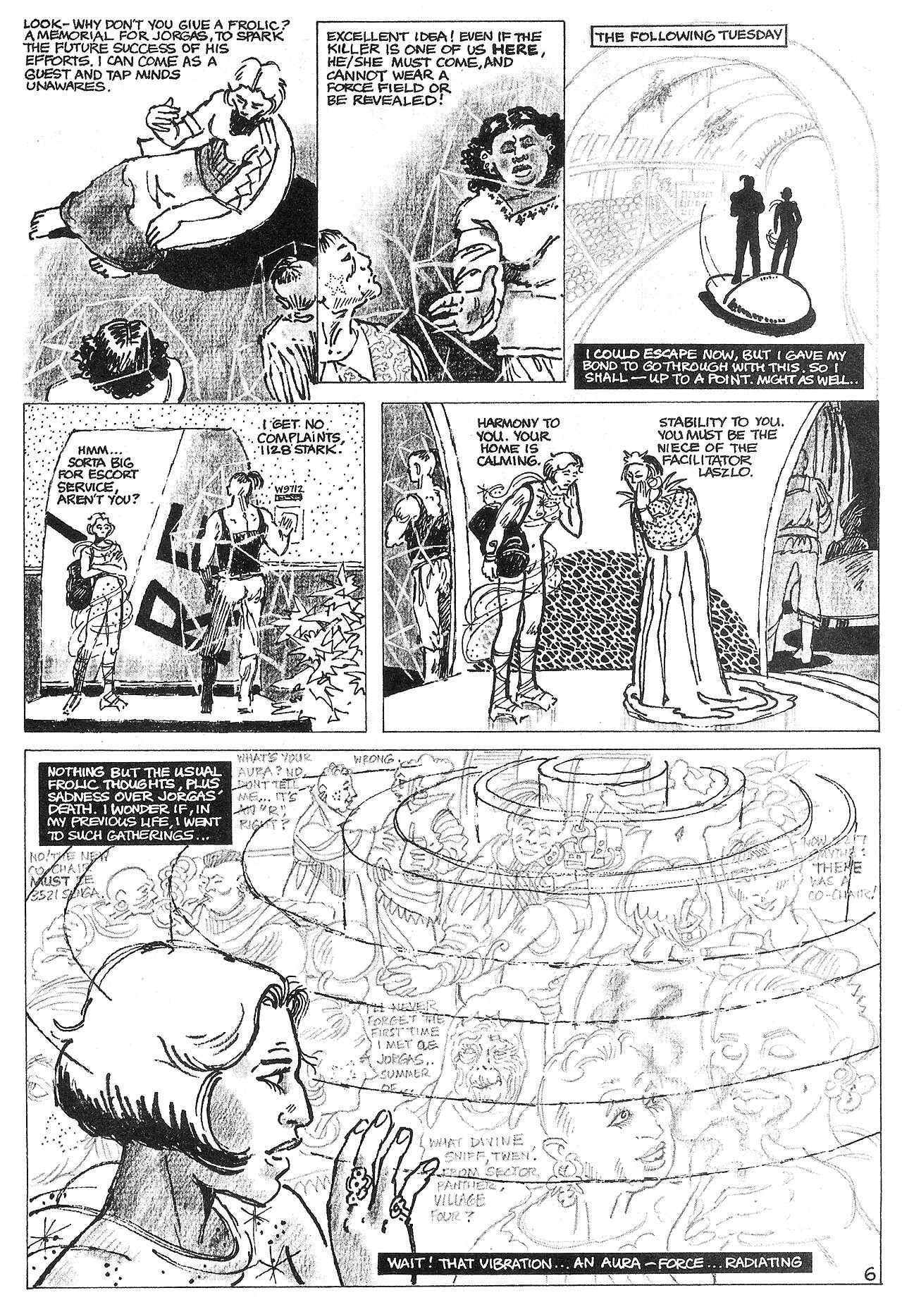Read online Star*Reach comic -  Issue #11 - 25