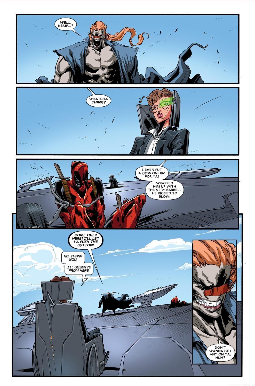 Read online Deadpool (2008) comic -  Issue #63 - 13