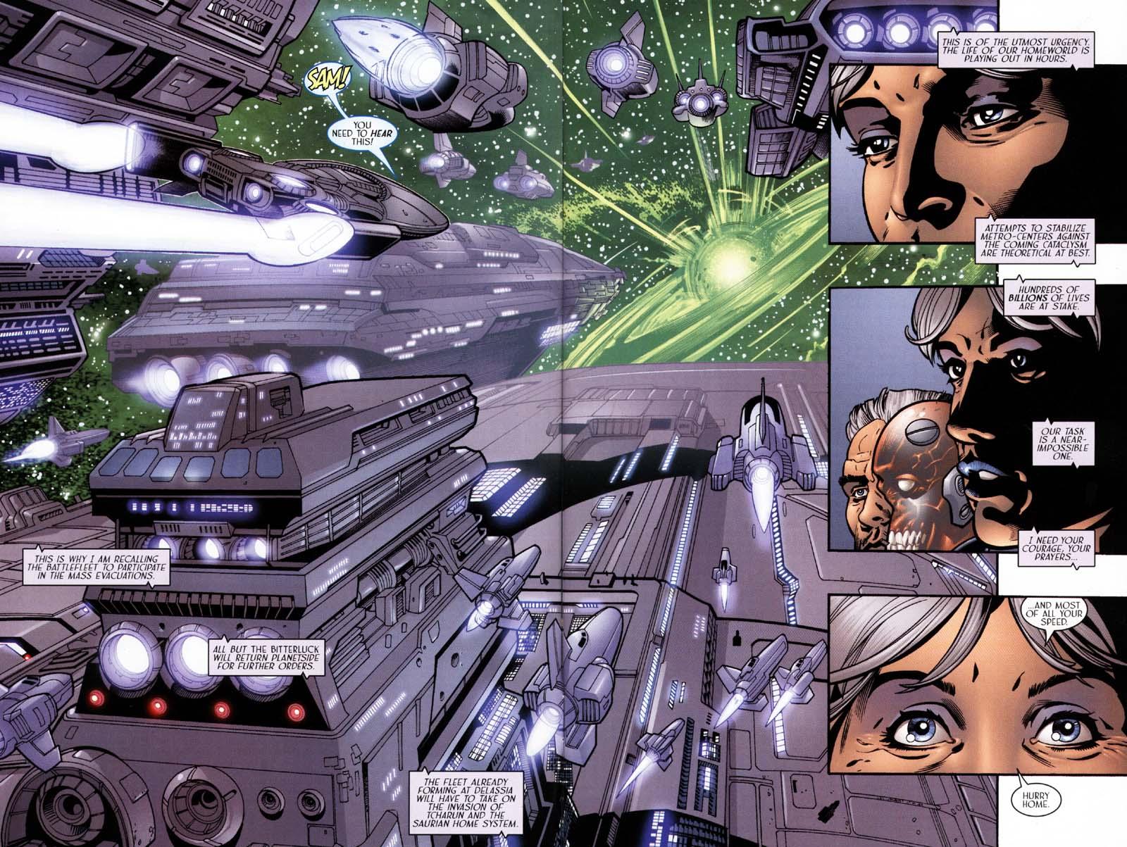 Read online Sigil (2000) comic -  Issue #26 - 6