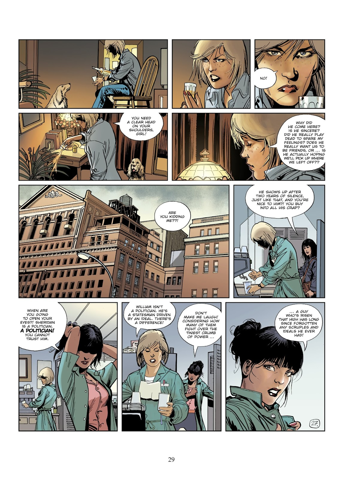 XIII Mystery issue 8 - Page 31