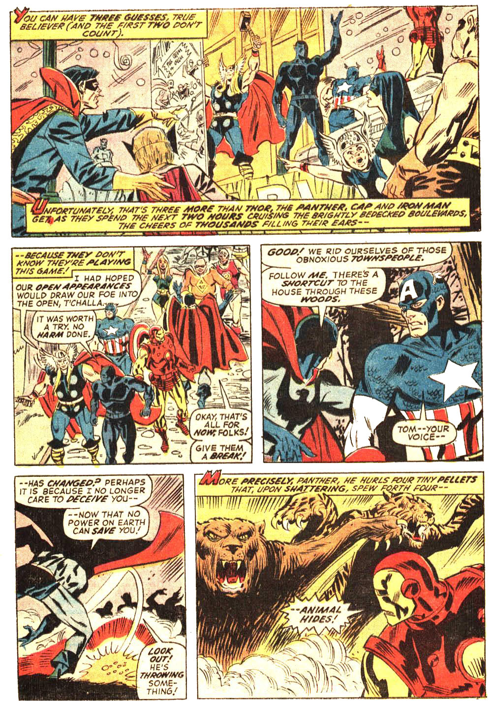 The Avengers (1963) 119 Page 8