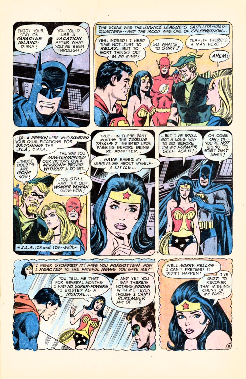 Read online Wonder Woman (1942) comic -  Issue #223 - 4
