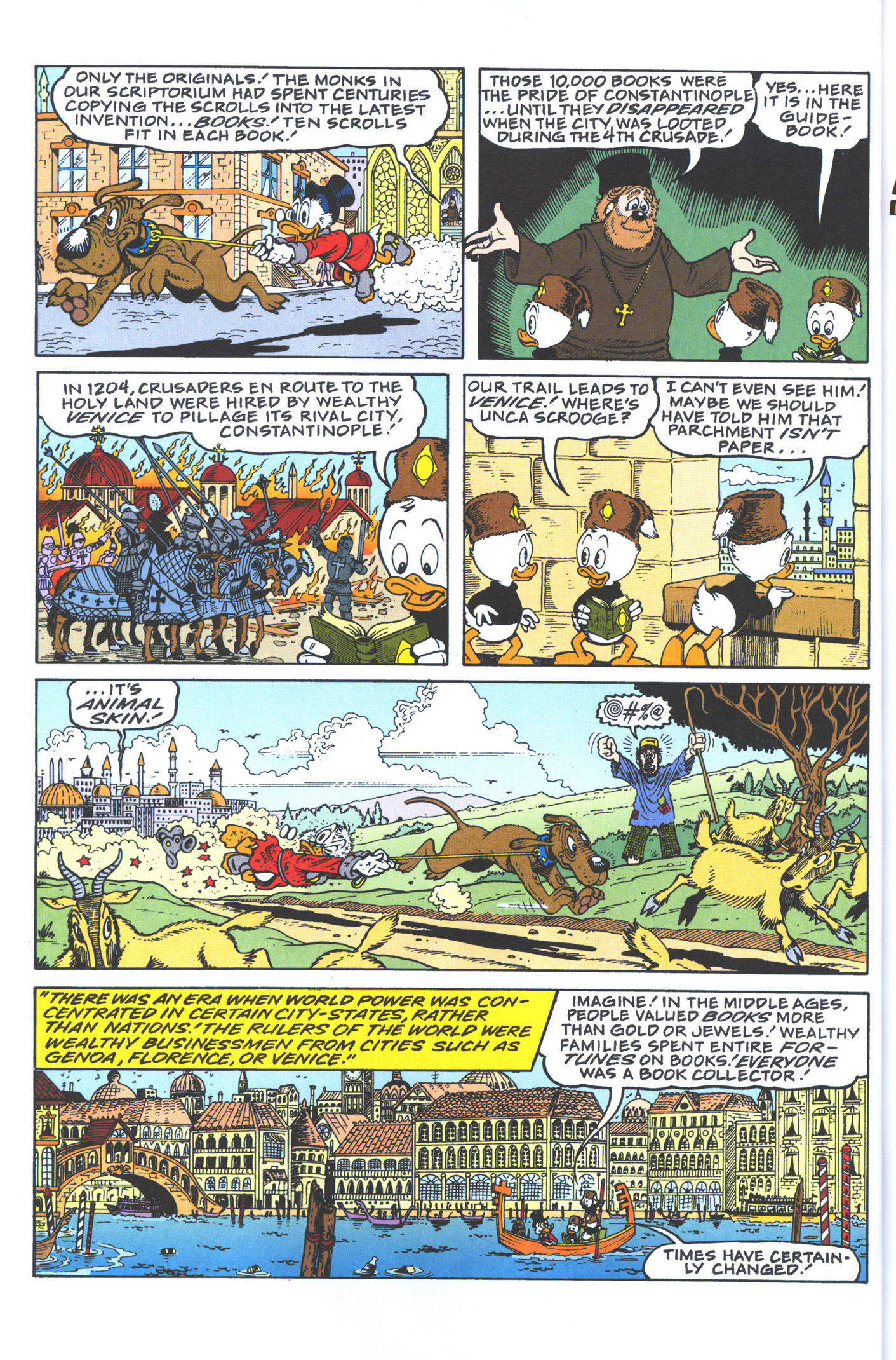 Read online Uncle Scrooge (1953) comic -  Issue #383 - 16