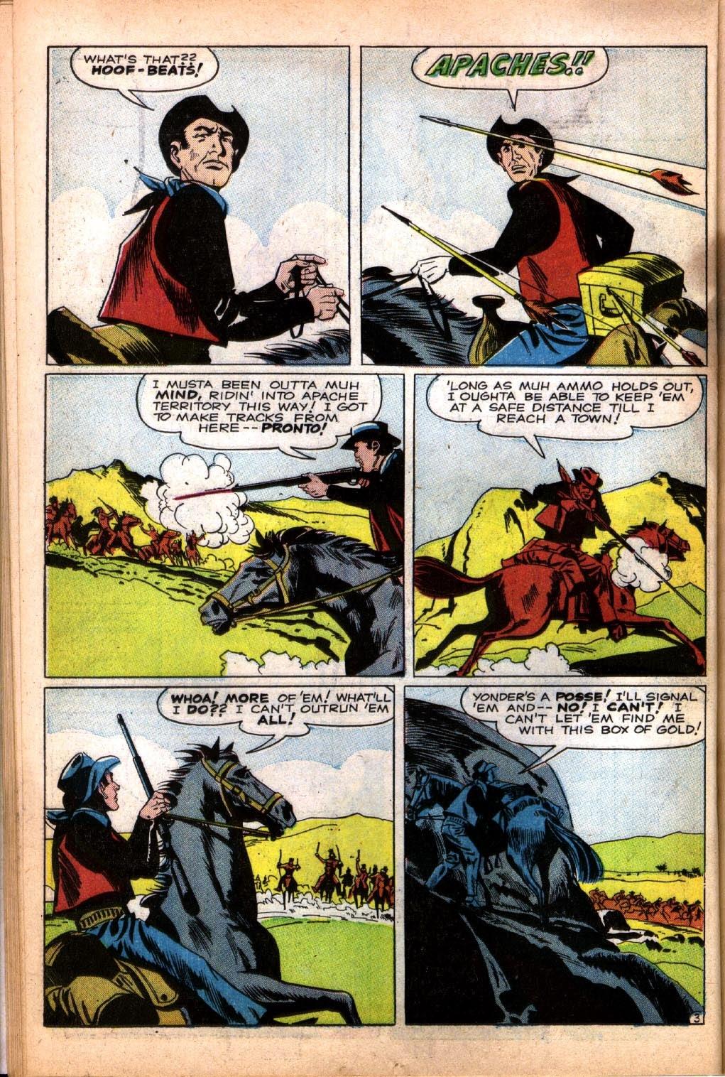 Gunsmoke Western issue 64 - Page 22
