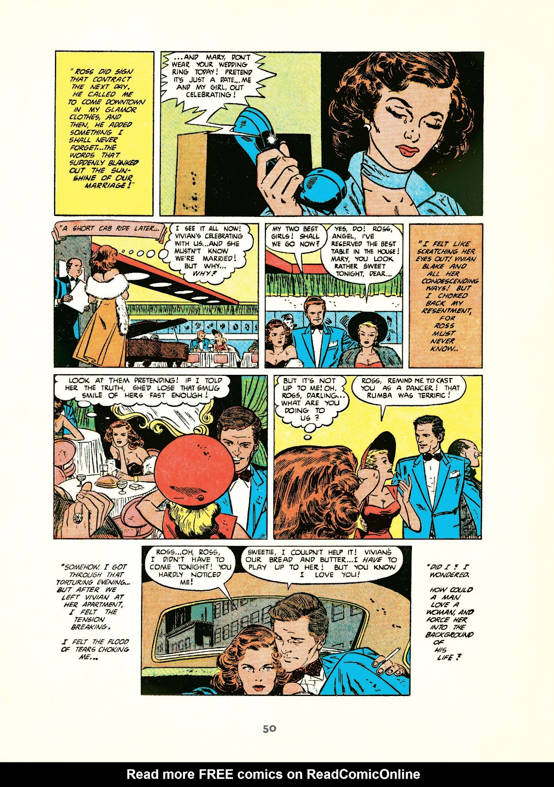 Read online Setting the Standard: Comics by Alex Toth 1952-1954 comic -  Issue # TPB (Part 1) - 49