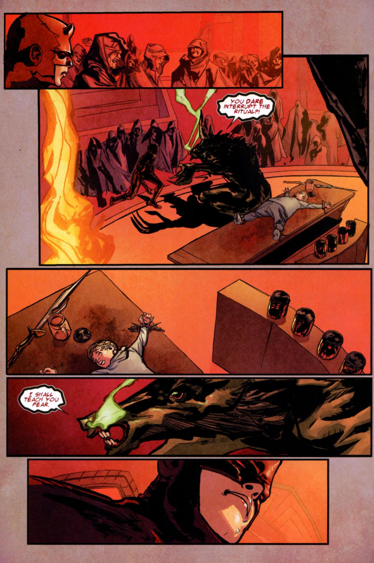 Read online Astonishing Tales (2009) comic -  Issue #4 - 22