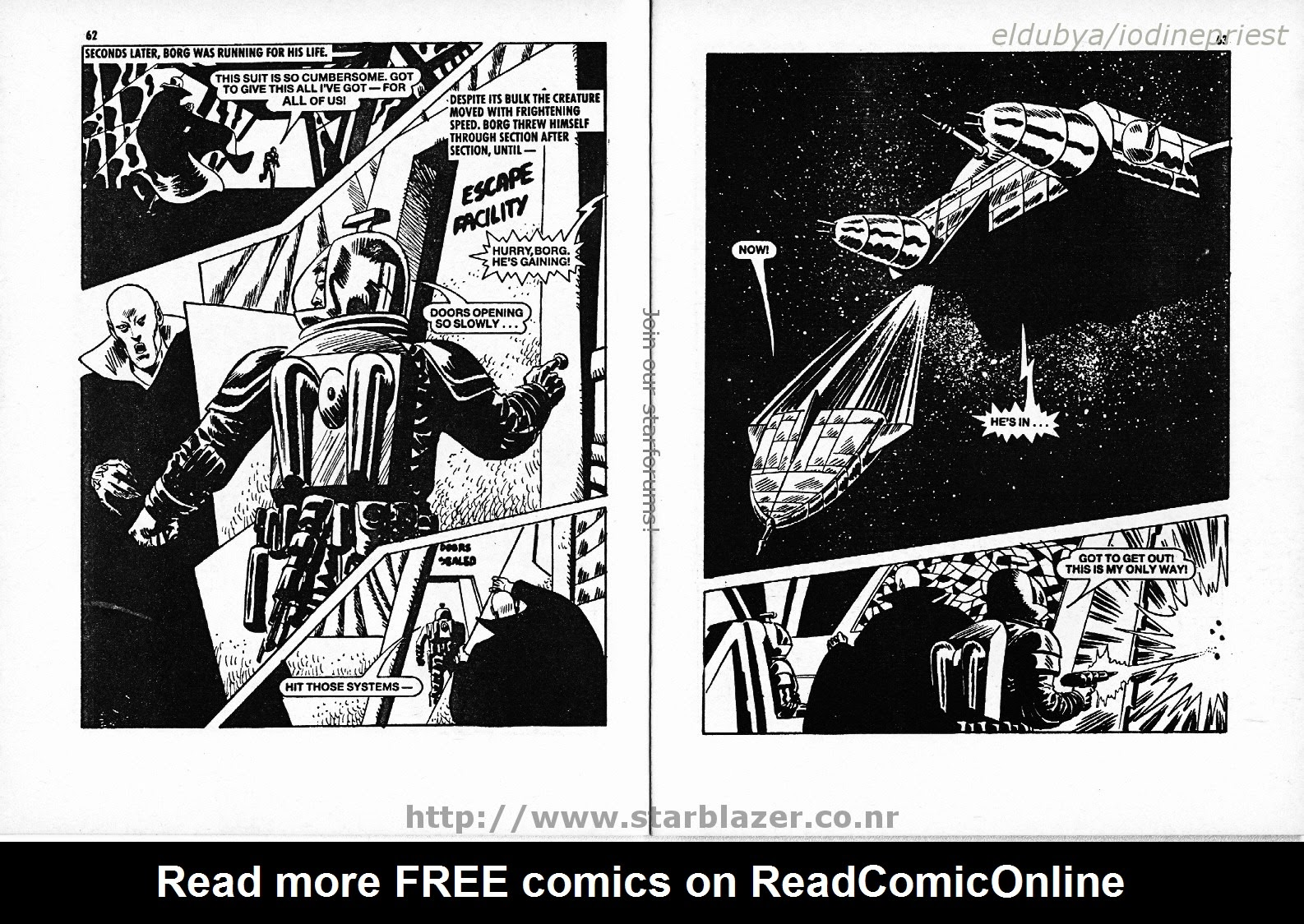 Starblazer issue 208 - Page 33
