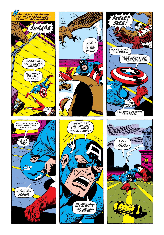 Marvel Masterworks: Captain America TPB_7_(Part_3) Page 2