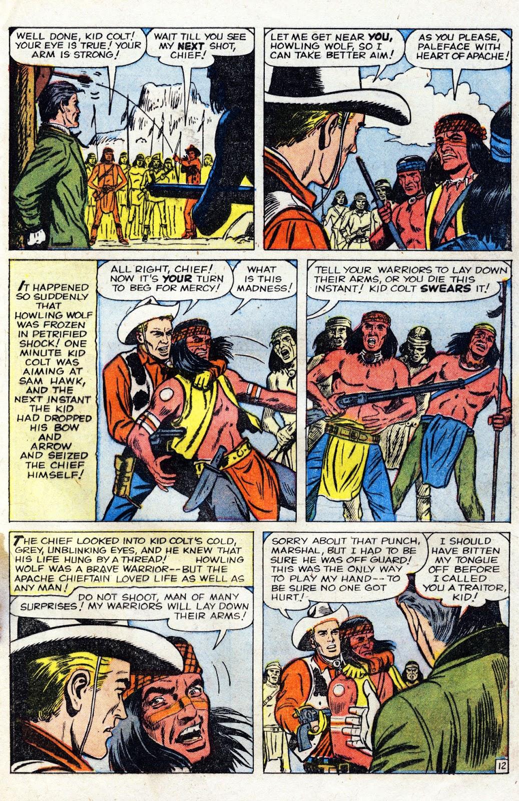 Gunsmoke Western issue 60 - Page 17