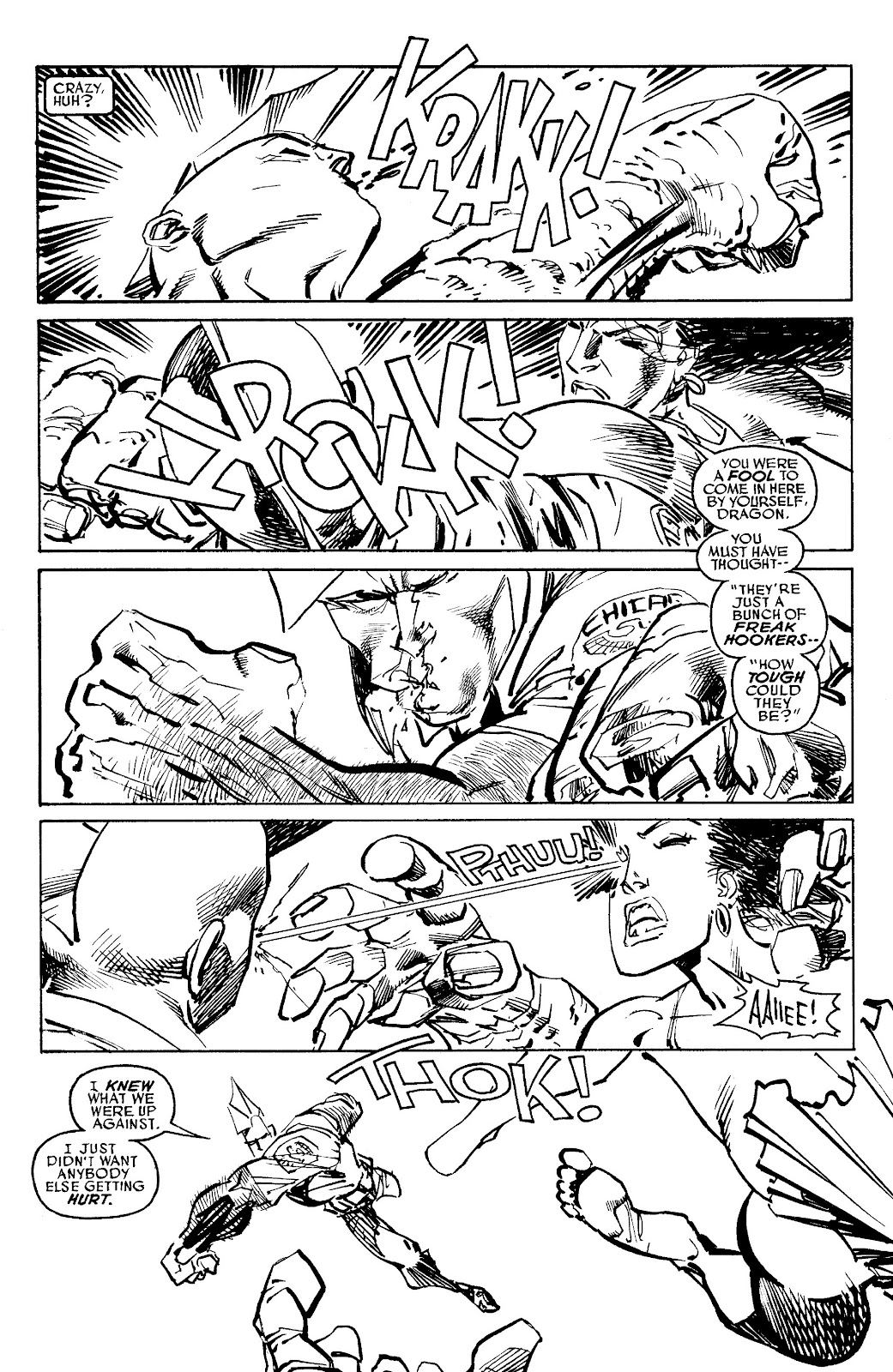 Read online Savage Dragon Archives comic -  Issue # TPB 6 (Part 4) - 99
