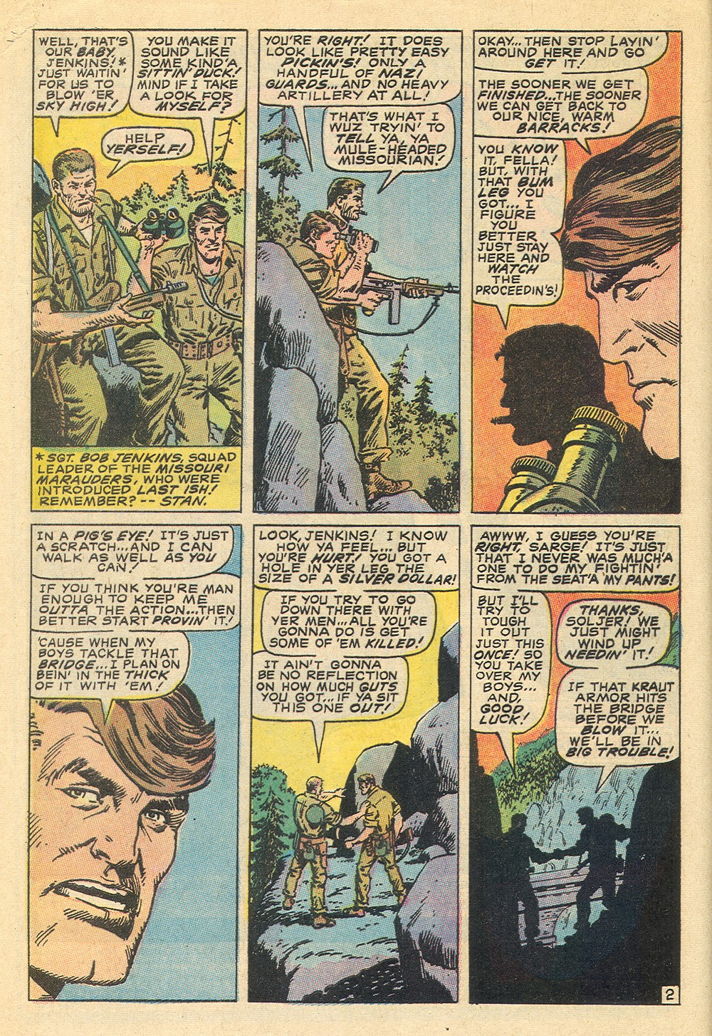 Read online Sgt. Fury comic -  Issue #71 - 4
