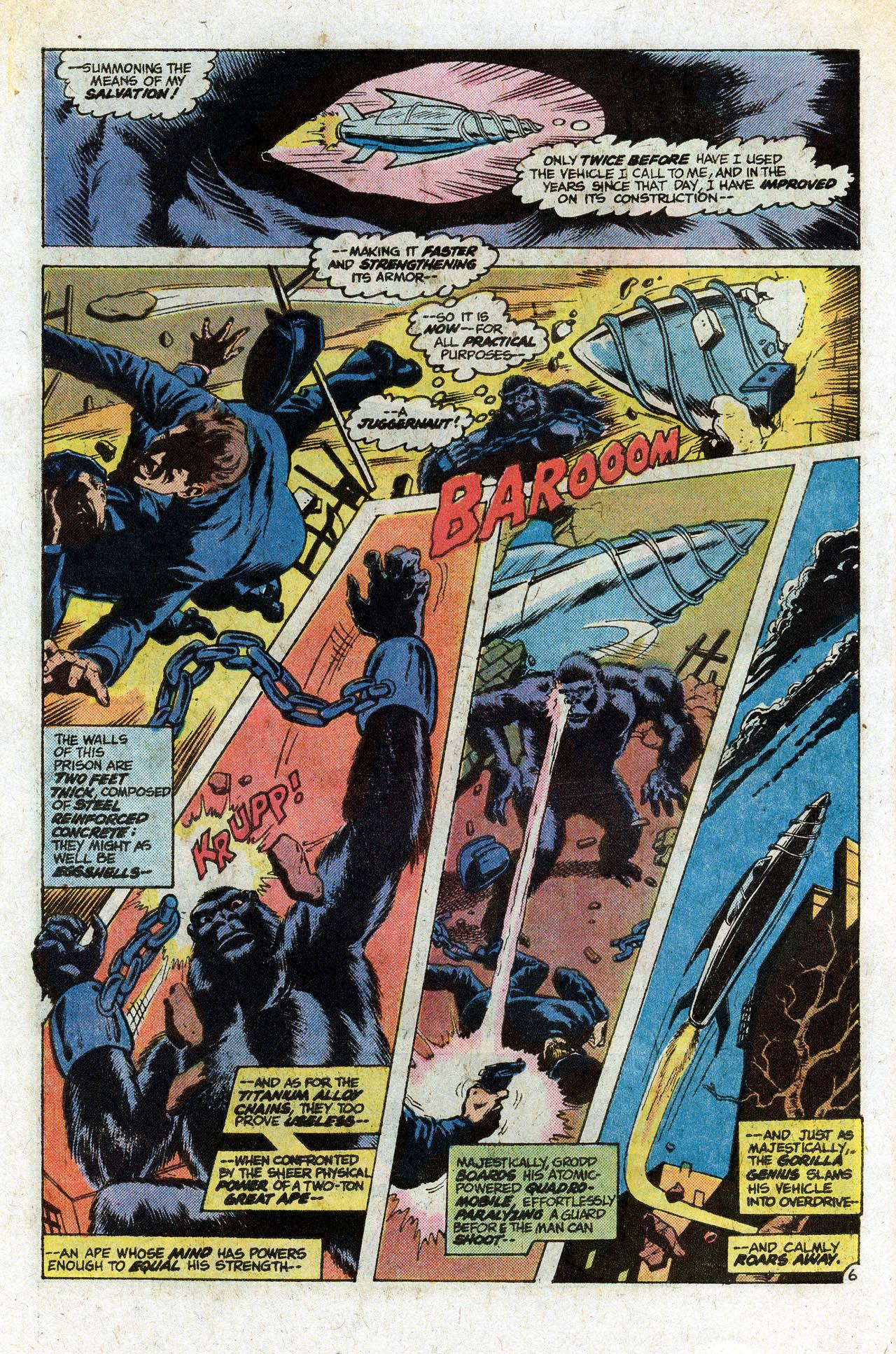 Read online Secret Society of Super-Villains comic -  Issue #9 - 10