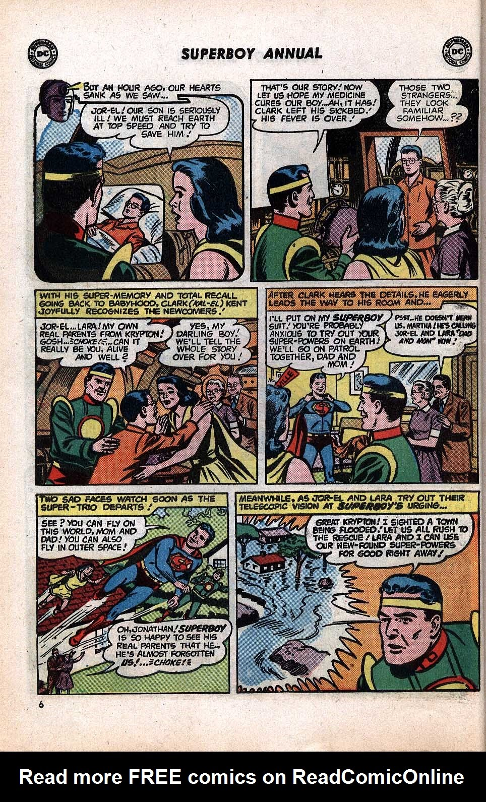 Superboy (1949) issue Annual 1 - Page 8