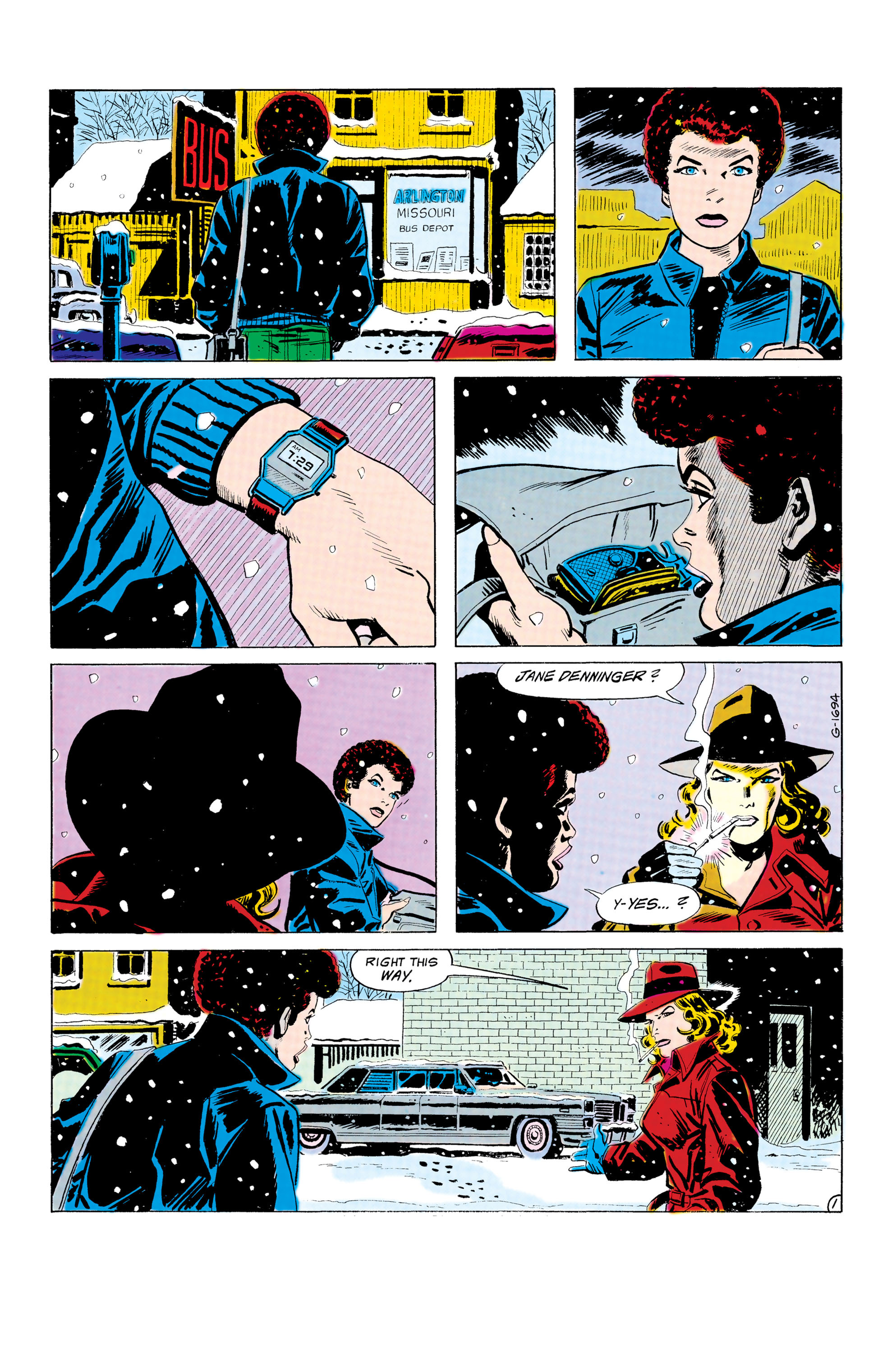 Batman and the Outsiders (1983) 20 Page 2