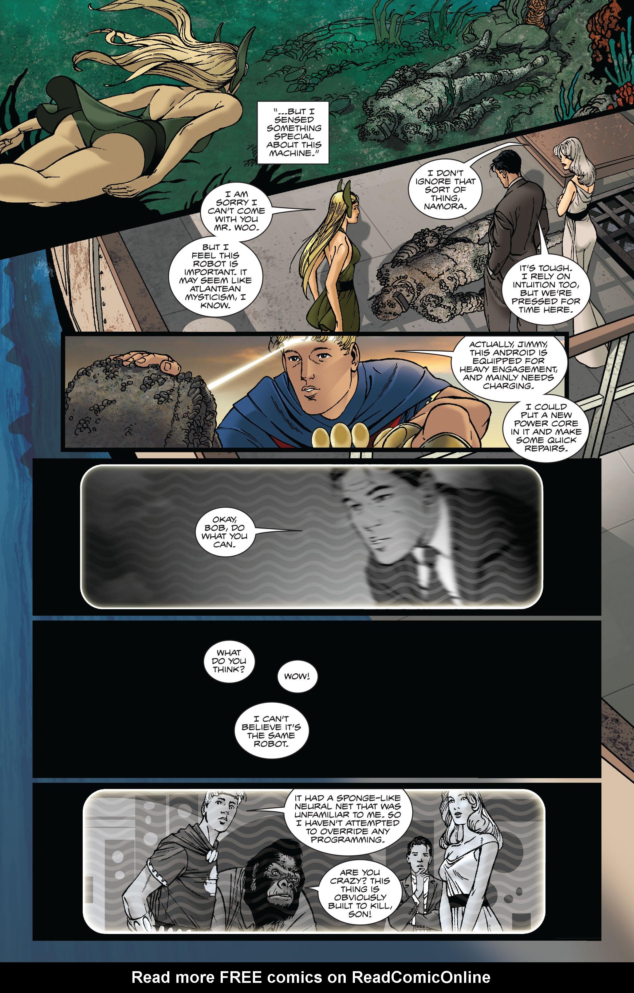 Read online Atlas comic -  Issue #Atlas _TPB - 126
