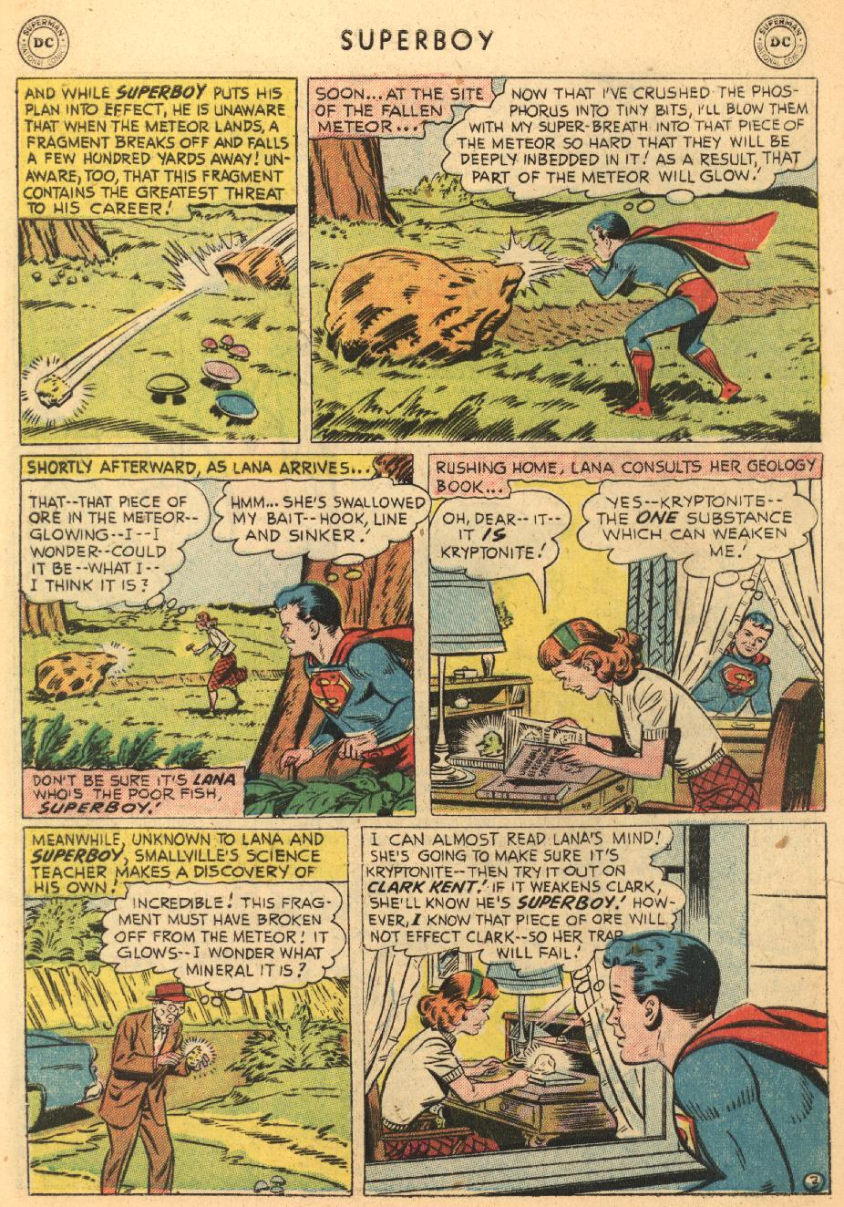 Superboy (1949) issue 45 - Page 24