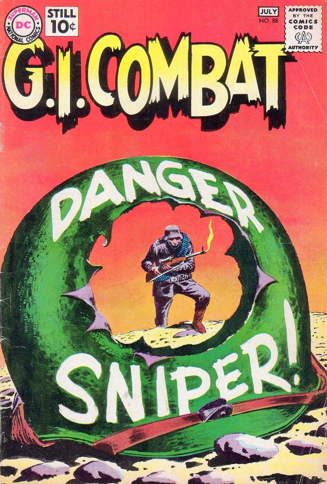 G.I. Combat (1952) issue 88 - Page 1