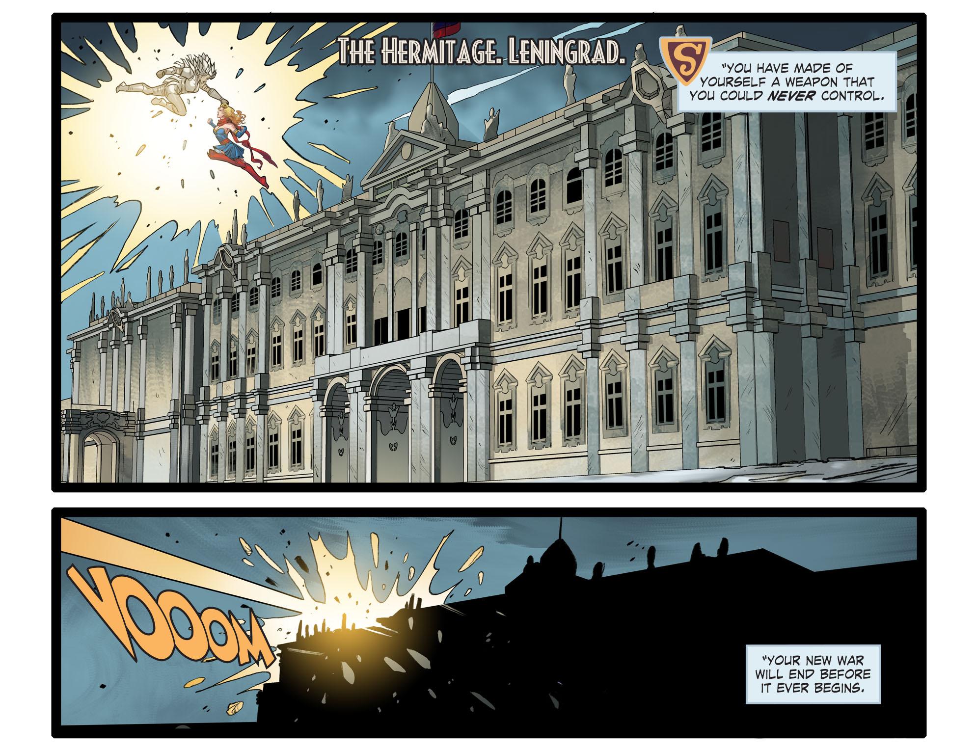 Read online DC Comics: Bombshells comic -  Issue #99 - 6