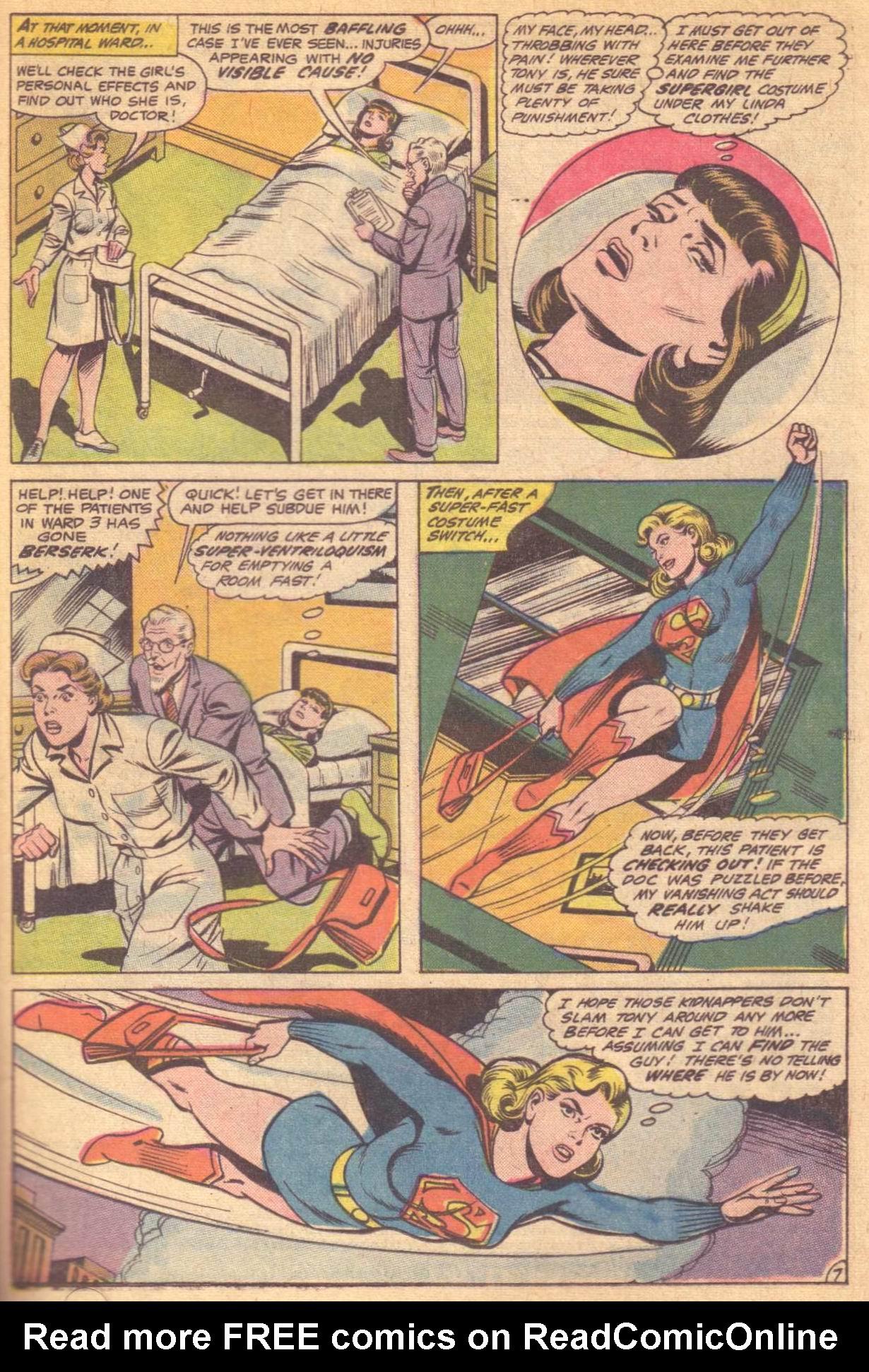 Read online Adventure Comics (1938) comic -  Issue #383 - 23